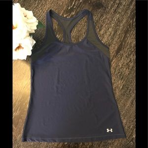Tops - Under Armour Womans Tank Top Sz S